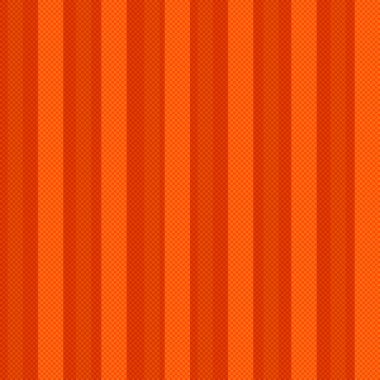 Orange seamless geometric pattern with line pixel. Can be used in textiles, for book design, website background.