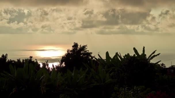 manago hotel slunce, timelapse, velký ostrov Havaj, usa