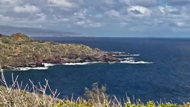 kahakuloa bay, timelapse, maui, Havaj, usa