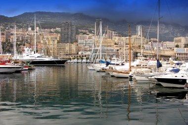 Monte Carlo,Monaco,marina