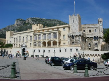 Monte Carlo,Monaco,castle