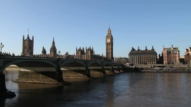komory parlamentu, Londýn
