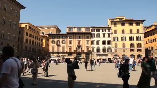 náměstí Piazza della signoria