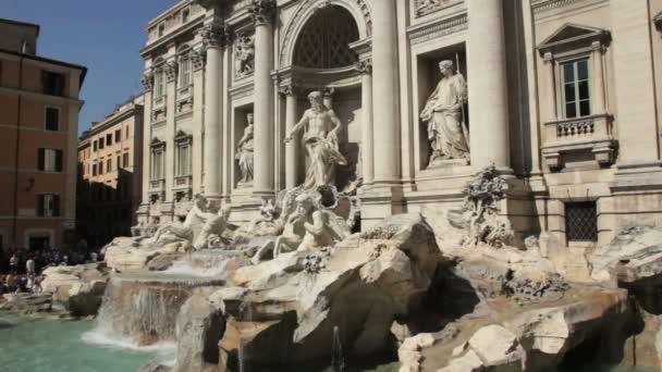 Fontána Trevi v Římě