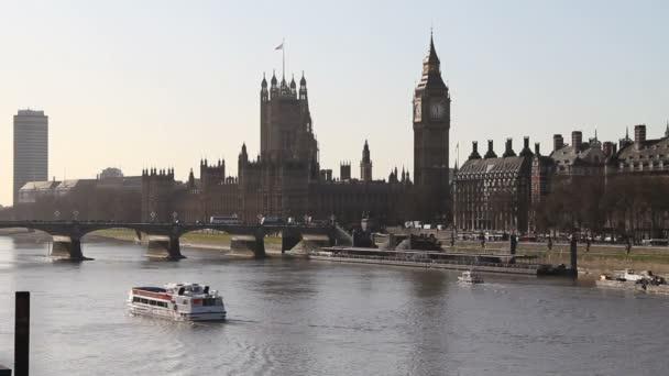 Řeka Temže, Londýn