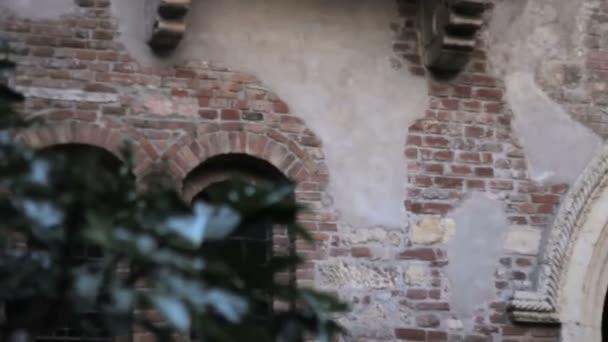 der Balkon der Julia Villa capuleti