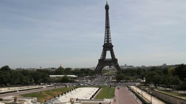 Eiffelova věž, Paříž