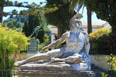 Dying Achilles, Achilleion Palace - Corfu
