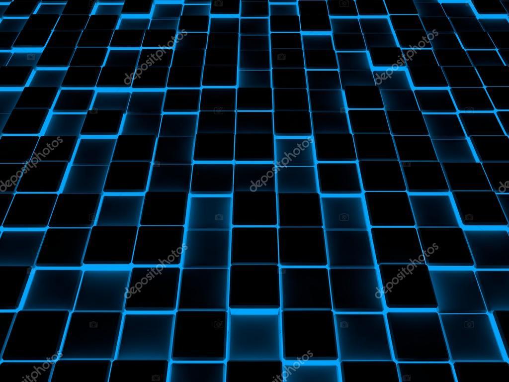 glowing cubes stock photo kasezo2 48433865
