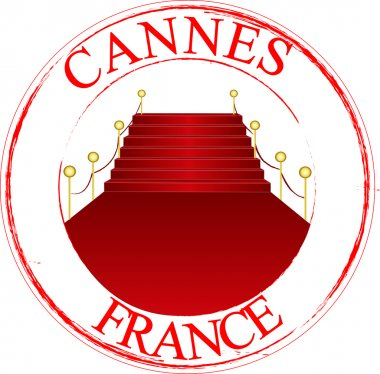 Stamp Cannes France