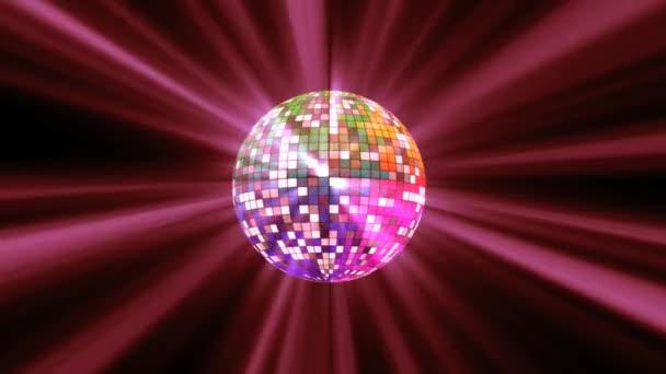 disco color ball