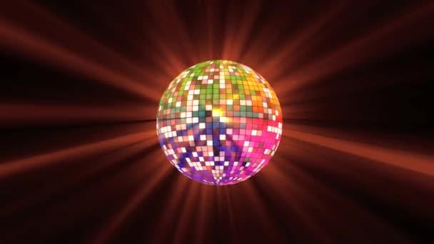 disco színű labdát