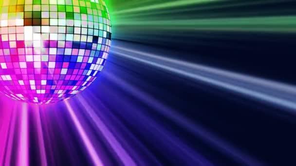 Disco koule ray barva