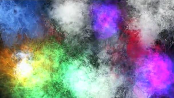 Abstraktní barvy inkoustu pozadí