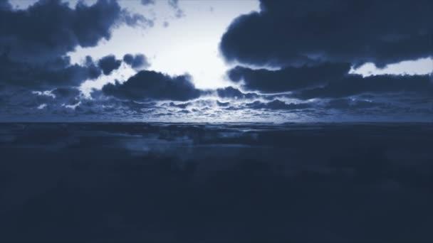 abstraktní mraky slunce moucha