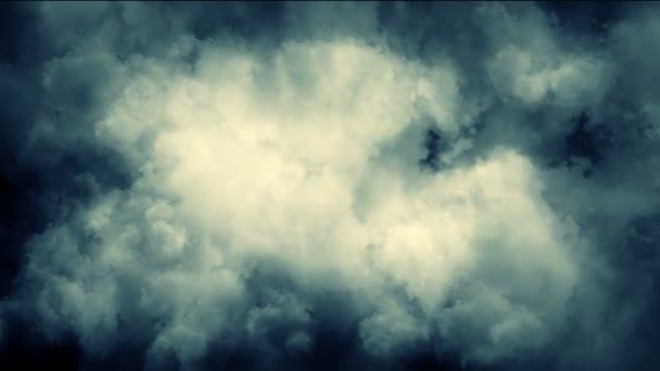 oblaka kouře abstrakt