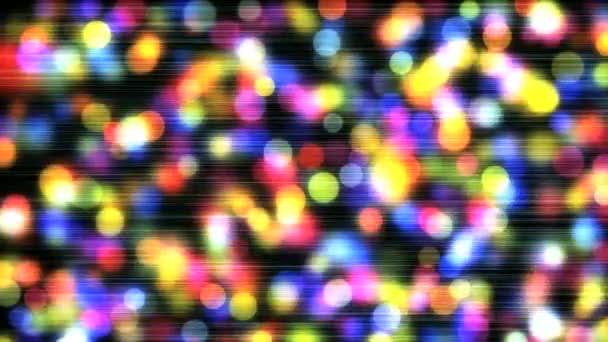 bodové světlo barva