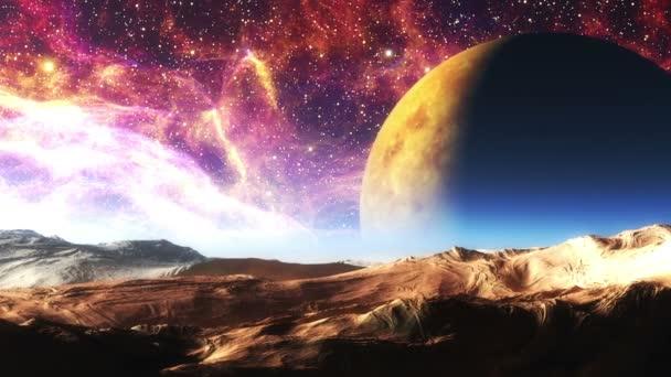 prostoru planety jako mars budovat v 3d