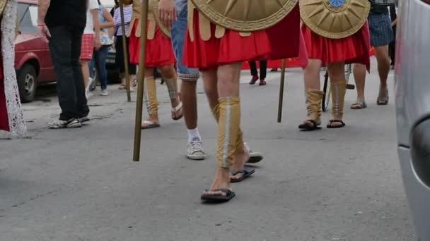 Mazedonische alte traditionelle Kultur