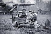 Mladí piloti