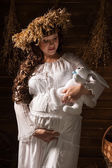 Fotografie Pregnant woman