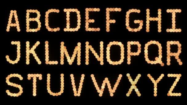 Видеоролик алфавит