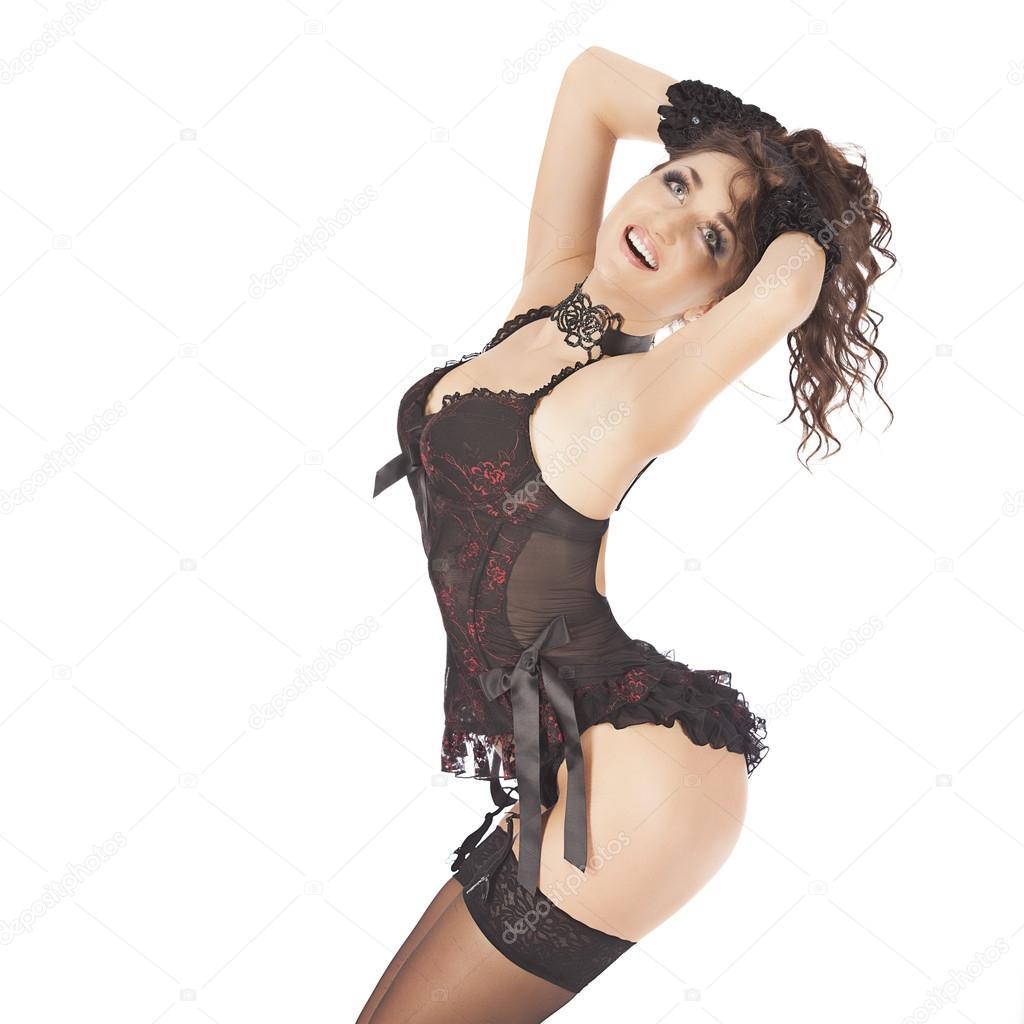Picture stripper woman