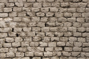 Clay wall texture