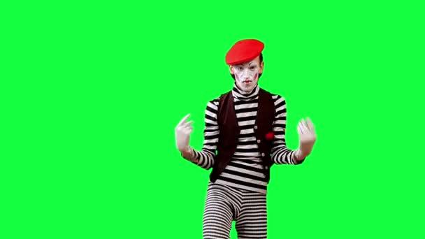 Pantomime-Tänze