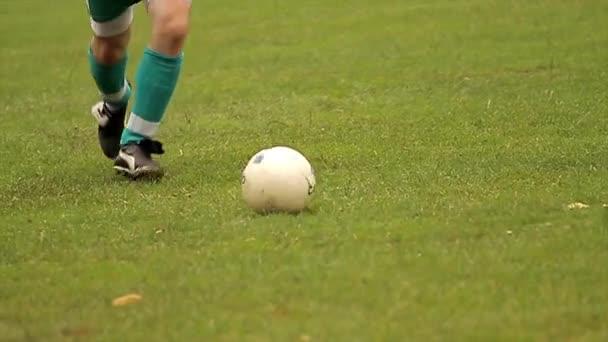 Fußballspiel, Fußballspiel