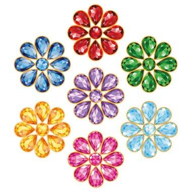 Seven Precious Flower