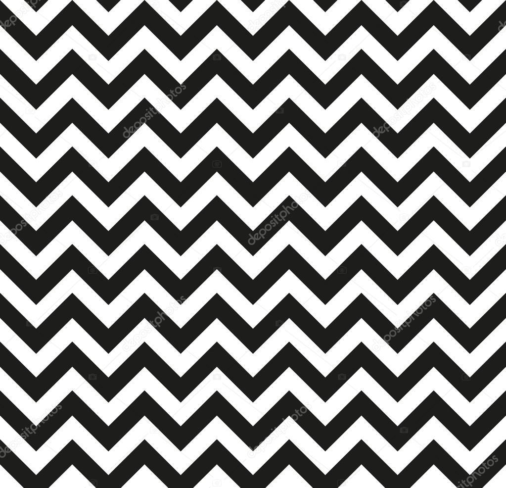 chevron zigzag monochrome seamless texture stock vector