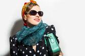 Fotografie žena módní styl