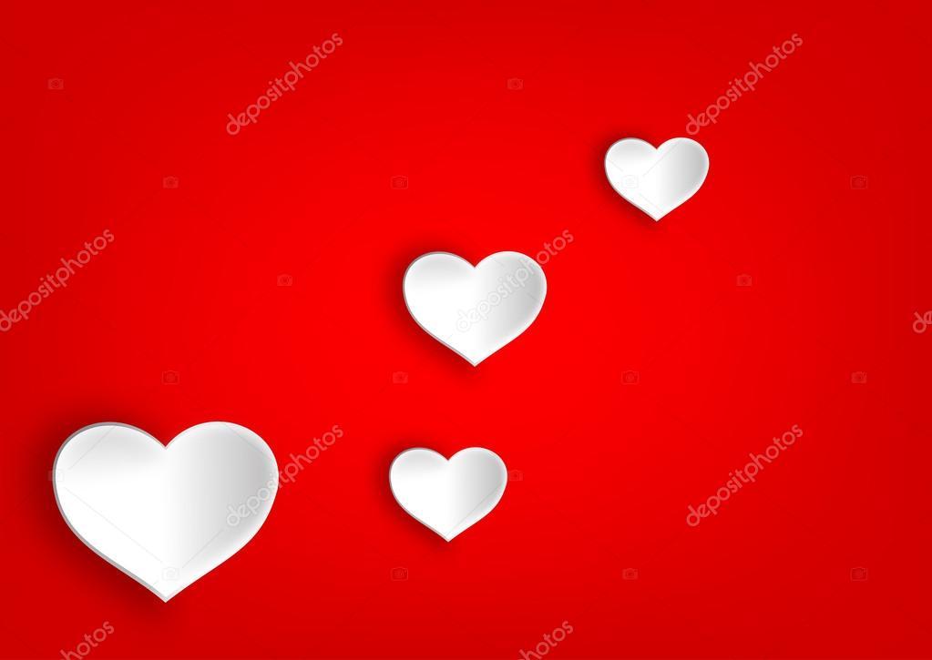Imágenes Corazones Bonitos Muchos Bonitos Blanco Corazón Para El