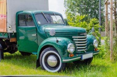 Old Truck, Vintage