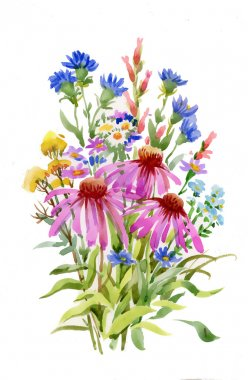 Wildflowers bouquet