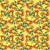 Fotografie Apples background