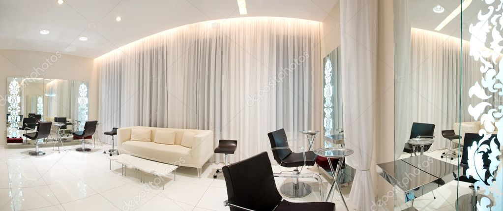 moderne Kosmetik-salon — Stockfoto © sarymsakov #41374083