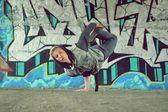 Fényképek tinédzser break tánc tánc a street
