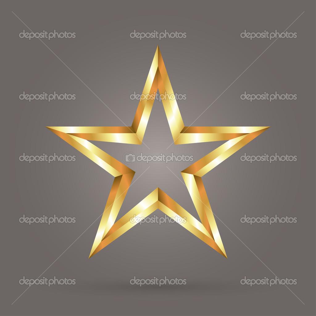 Aparador De Pelos Feminino Intimo ~ estrela dourada u2014 Vetores de Stock u00a9 wimstock #40947133