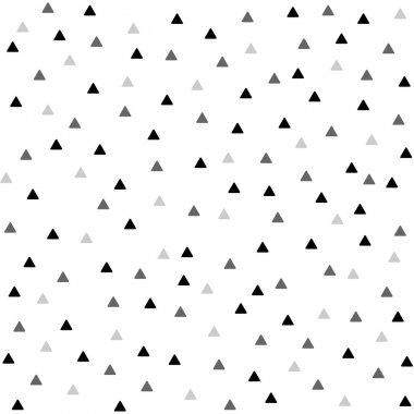 seamless triangle pattern, vector background