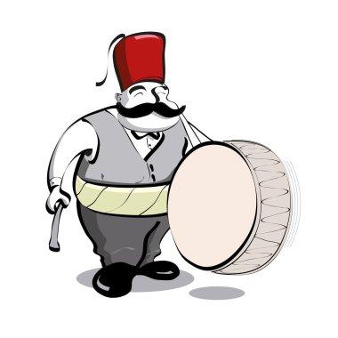 Turkish Drummer