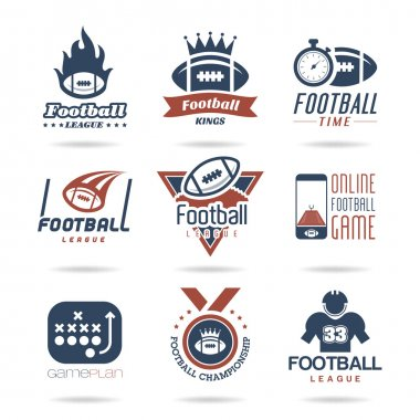 Football Icon Set - 2