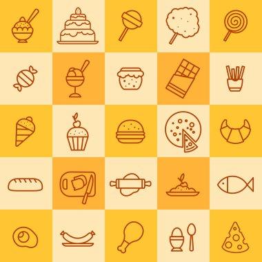 Kinds of food