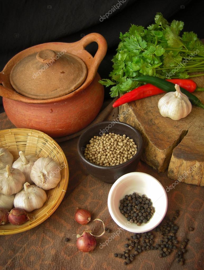 Phototomsiri 40274405 - Stock cuisine saint priest ...