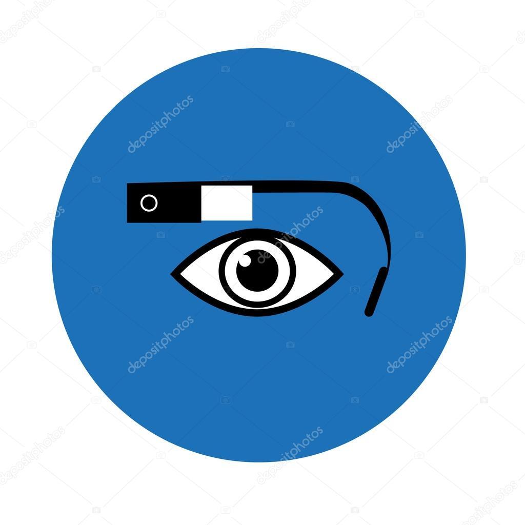 descargar google icono azul