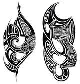 Fotografia tatuaggio tribale