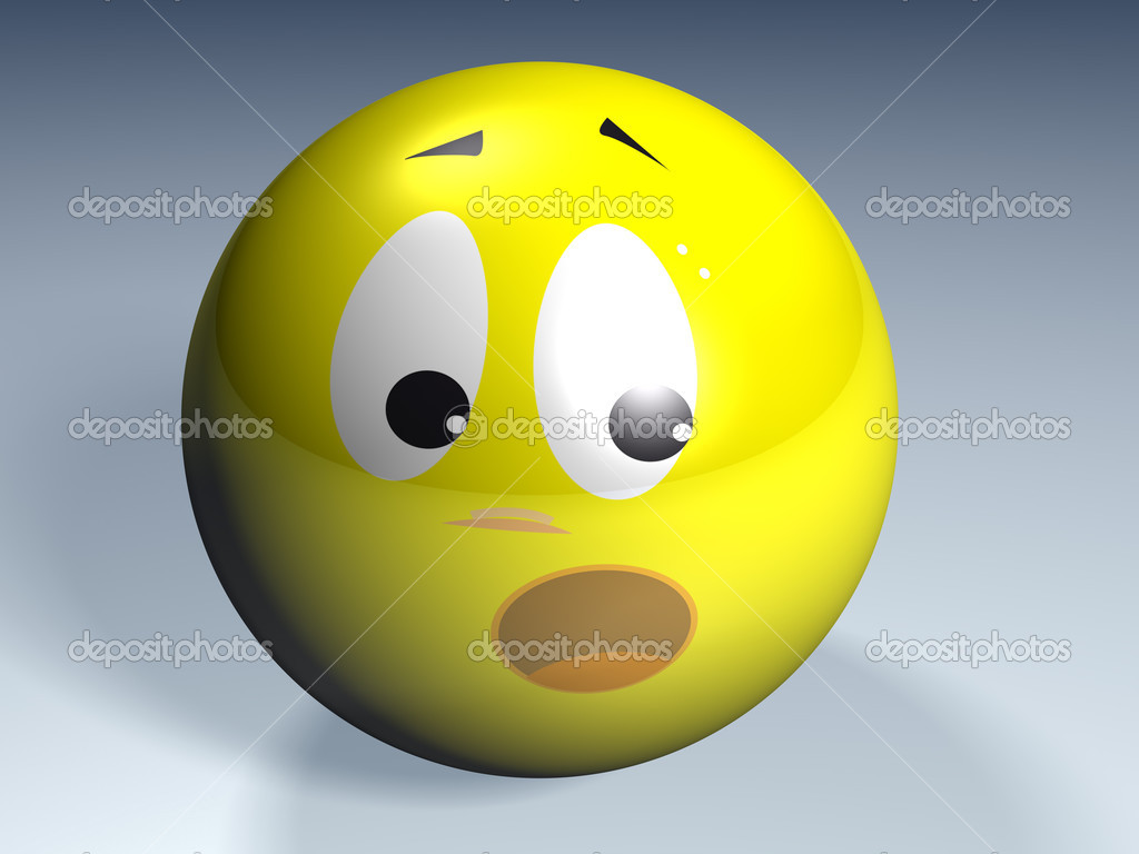 Upset Emoticon Face Stock Photo Salvatore702000 40082925