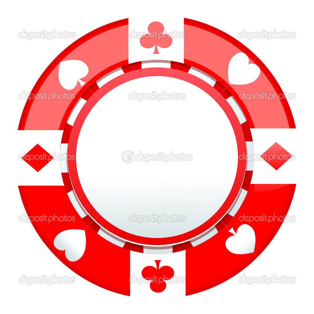 casino chip stock vector sonia eps 40852459 rh depositphotos com poker chip vector art poker chips vector free download