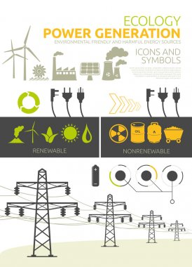 Power generation vector concept designs